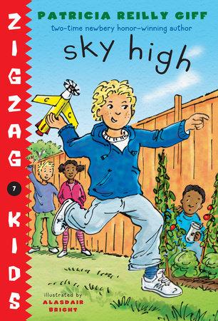 Sky High by Patricia Reilly Giff