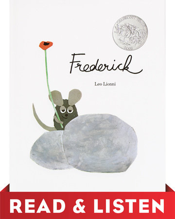 Frederick: Read & Listen Edition by Leo Lionni