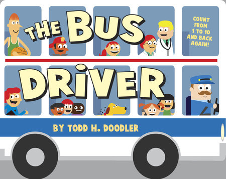The Bus Driver by Todd Harris Goldman