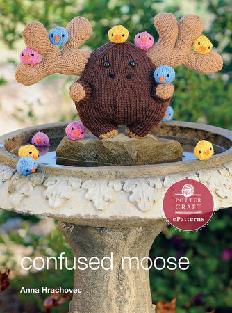 Confused Moose by Anna Hrachovec