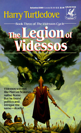 Legion of Videssos by Harry Turtledove