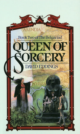 Queen of Sorcery by David Eddings