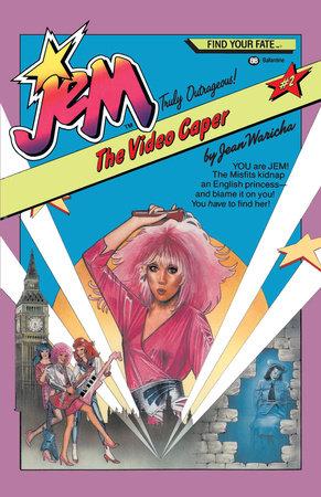 Jem #2: The Video Caper by Jean Waricha