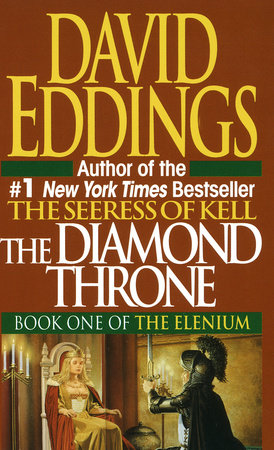 Diamond Throne by David Eddings