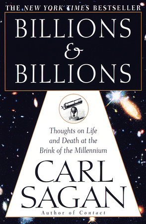 Billions & Billions by Carl Sagan