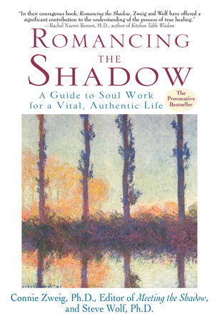Romancing the Shadow by Connie Zweig and Steven Wolf