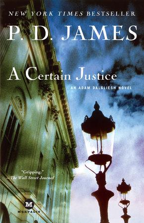 A Certain Justice by P. D. James