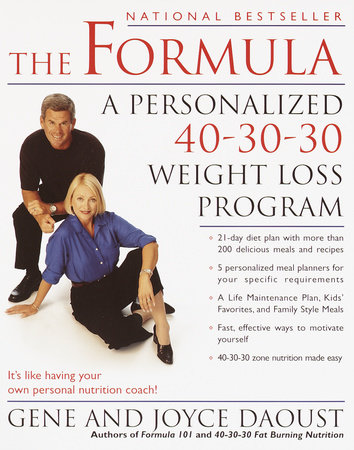 The Formula by Gene Daoust and Joyce Daoust