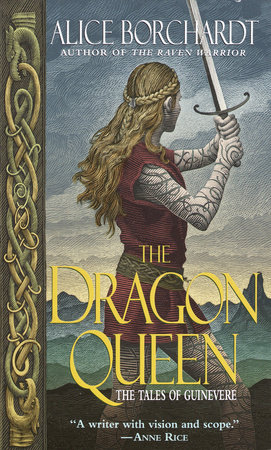 The Dragon Queen by Alice Borchardt