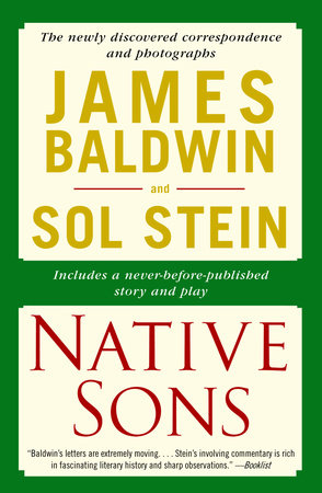 Native Sons by James Baldwin and Sol Stein
