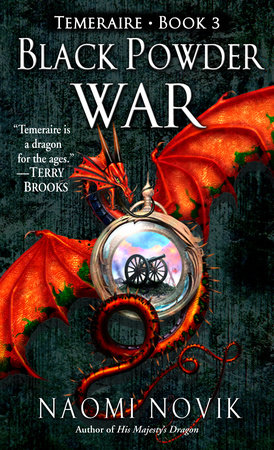 Black Powder War by Naomi Novik