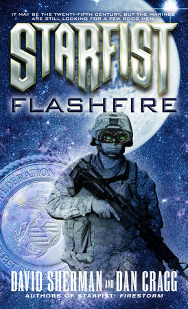 Starfist: Flashfire by David Sherman and Dan Cragg