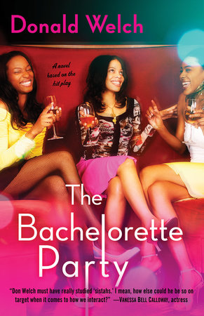 The Bachelorette Party by Donald Welch