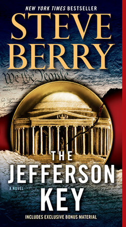 The Jefferson Key (with bonus short story The Devil's Gold) by Steve Berry