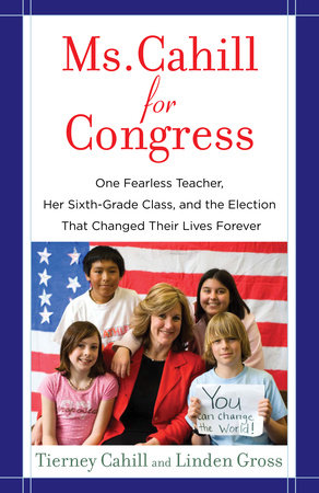 Ms. Cahill for Congress by Tierney Cahill | Linden Gross