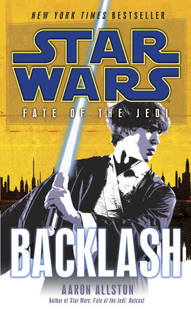 Backlash: Star Wars Legends (Fate of the Jedi)