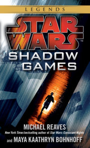 Shadow Games: Star Wars Legends