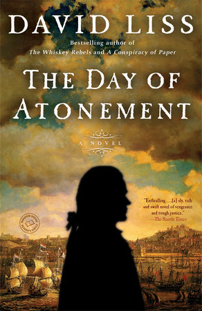 The Day of Atonement by David Liss