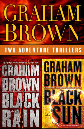 Black Rain and Black Sun 2-Book Bundle by Graham Brown