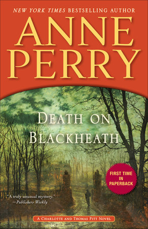 Death on Blackheath by Anne Perry
