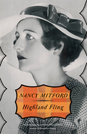 Highland Fling by Nancy Mitford