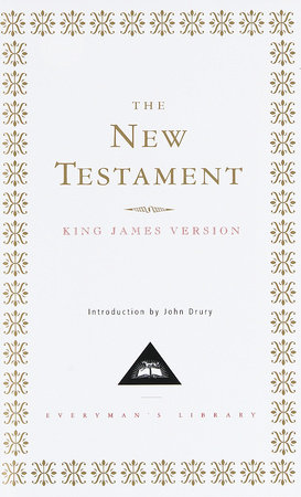 The New Testament by Everyman's Library
