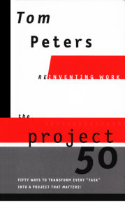 The Project50 (Reinventing Work)
