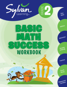 2nd Grade Basic Math Success Workbook