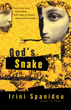 God's Snake by Irini Spanidou