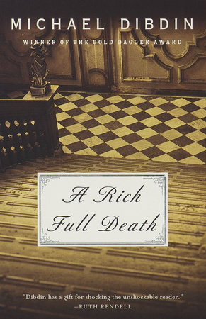 A Rich Full Death by Michael Dibdin
