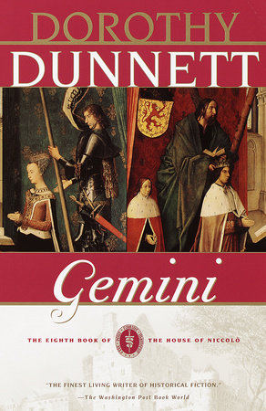 Gemini by Dorothy Dunnett