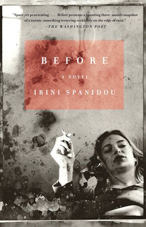 Before by Irini Spanidou