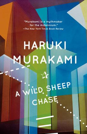 A Wild Sheep Chase by Haruki Murakami