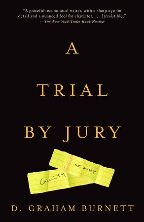 A Trial by Jury by D. Graham Burnett