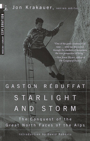 Starlight and Storm by Gaston Rebuffat
