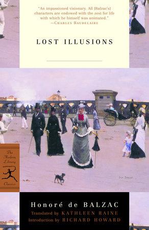 Lost Illusions by Honoré de Balzac