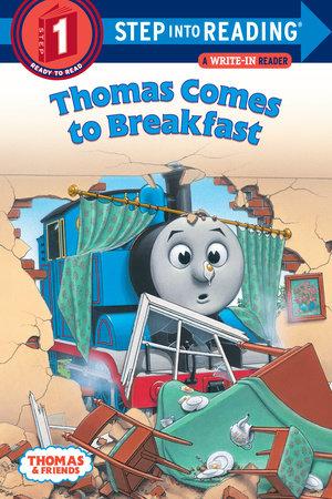 Thomas Comes to Breakfast (Thomas & Friends) by Rev. W. Awdry