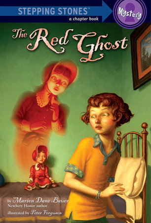 The Red Ghost by Marion Dane Bauer