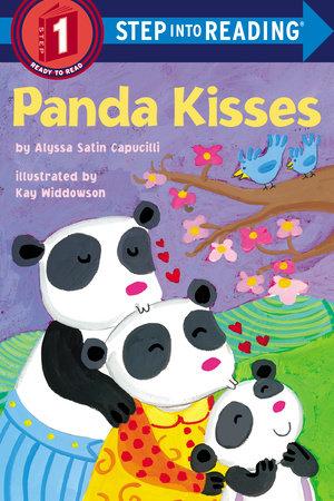 Panda Kisses by Alyssa Satin Capucilli