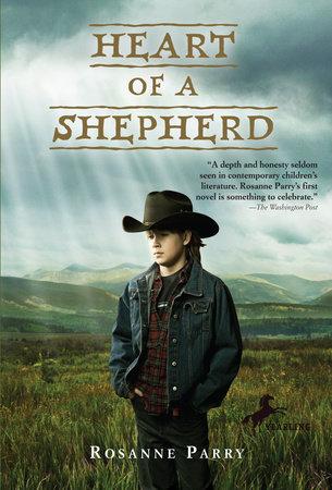 Heart of a Shepherd by Rosanne Parry