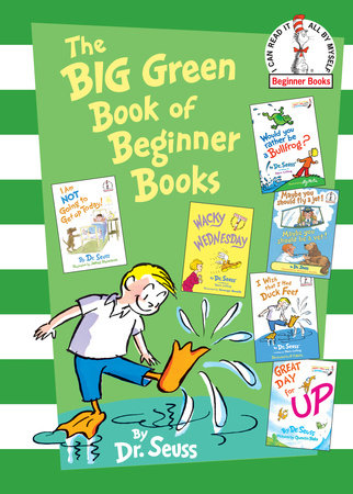 The Big Green Book of Beginner Books by Dr. Seuss