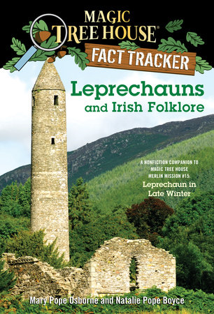 Leprechauns and Irish Folklore by Mary Pope Osborne and Natalie Pope Boyce