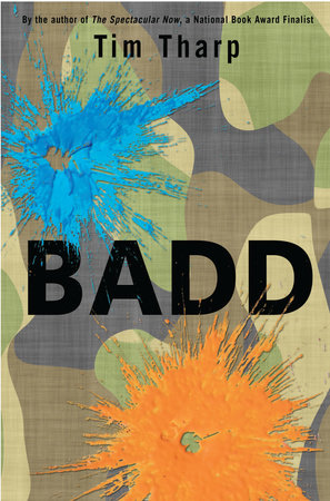 Badd by Tim Tharp