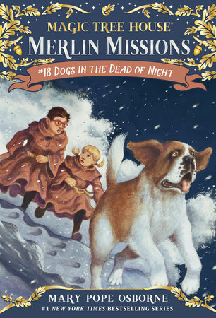 Dogs in the Dead of Night by Mary Pope Osborne | PenguinRandomHouse com:  Books