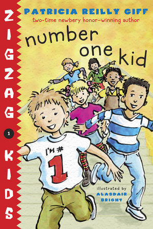 Number One Kid by Patricia Reilly Giff