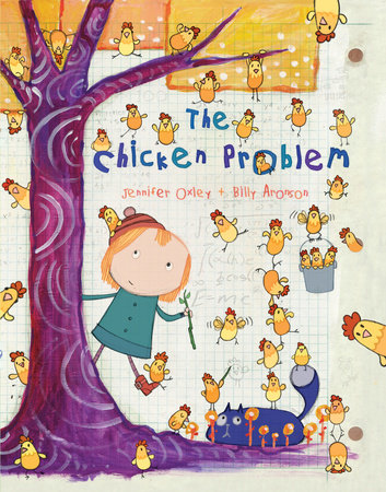 The Chicken Problem by Jennifer Oxley