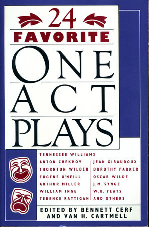24 Favorite One Act Plays by