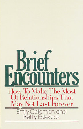 Brief Encounters by Emily Coleman