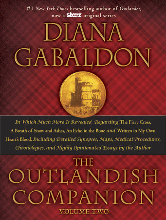 The Outlandish Companion Volume Two by Diana Gabaldon