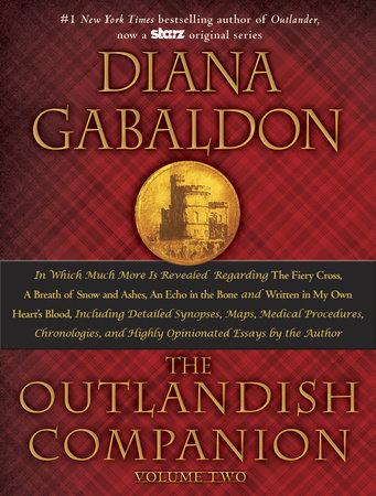 The Outlandish Companion Volume Two by Diana Gabaldon